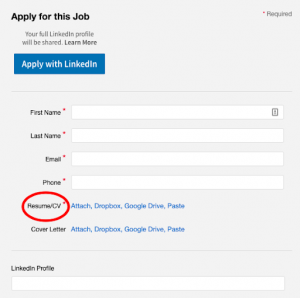 How To Upload A Resume To Linkedin And Why It S A Trap The Job Sauce